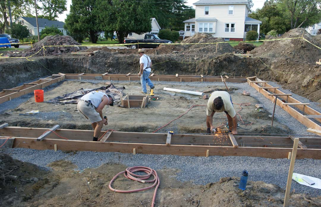 Footers Different Types Of Foundations