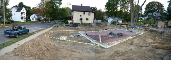 Backfilling done