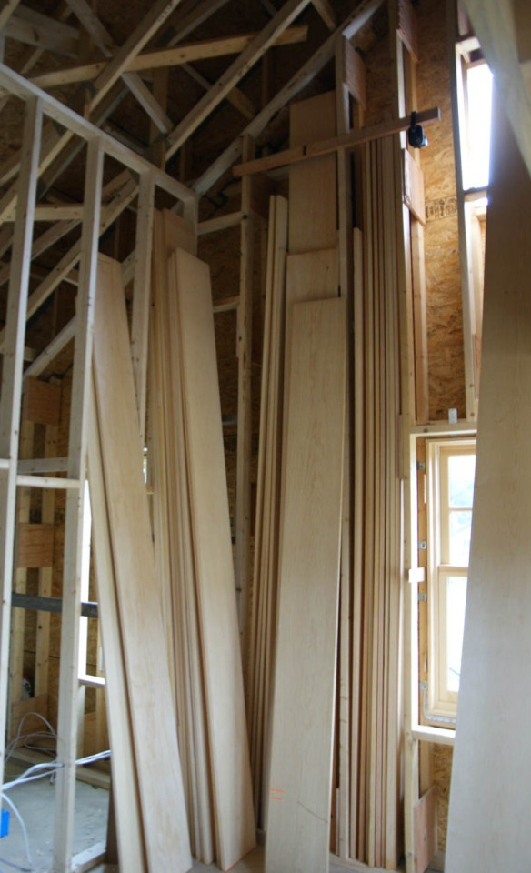 1x12 clear pine for extension jambs