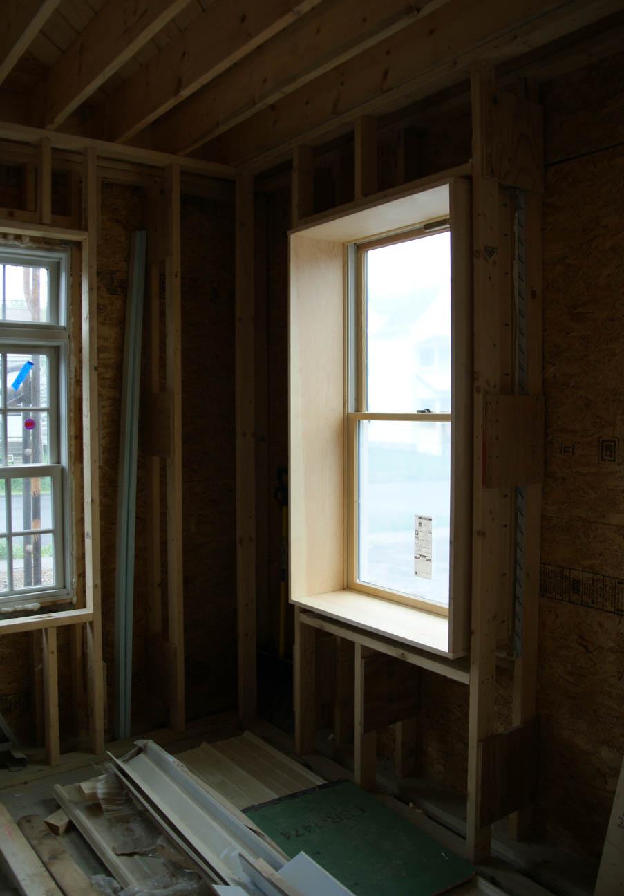 Week Of Rain Brings Window Extension Jambs Design