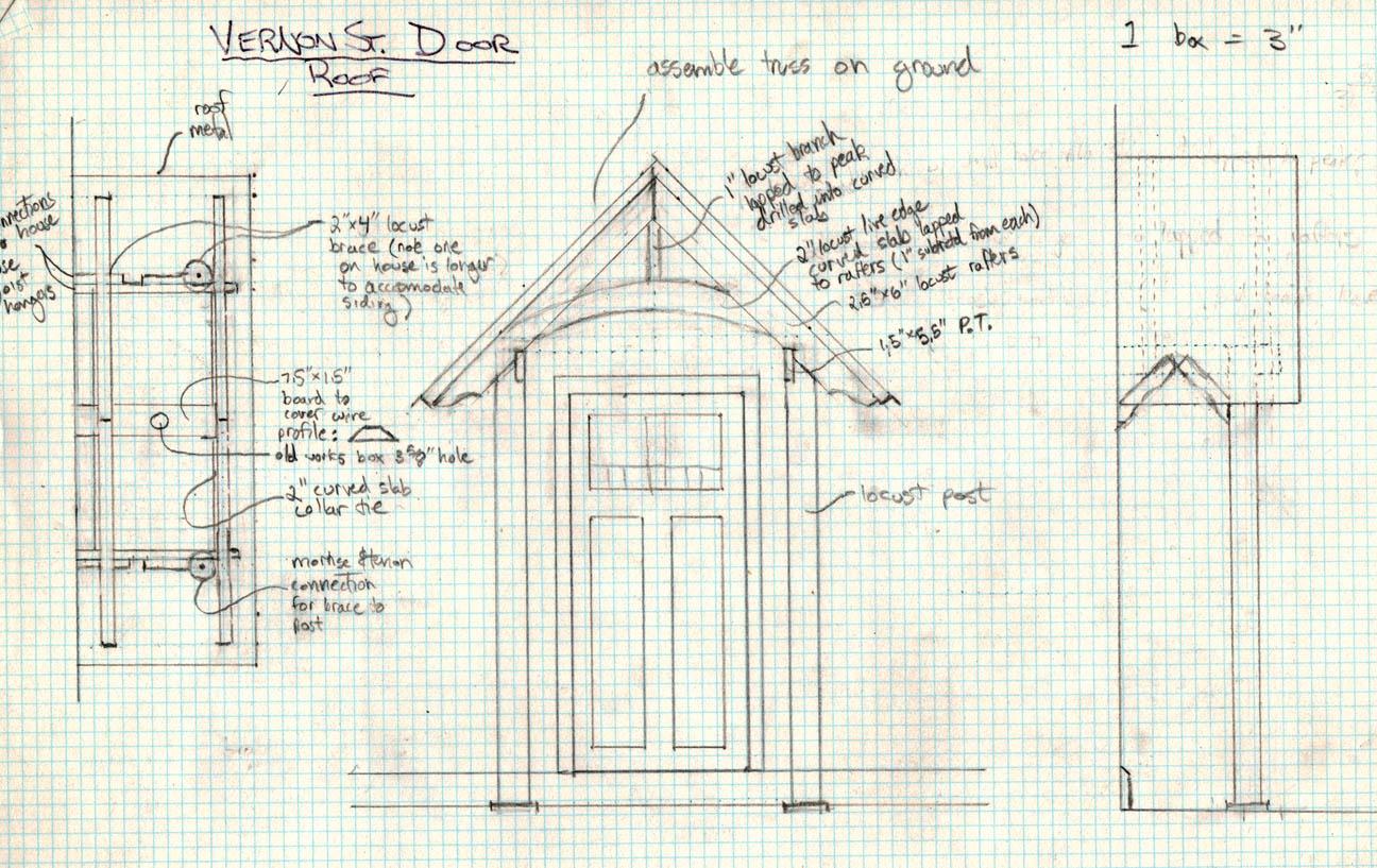 Wooden Exterior Door Plans Pdf Plans