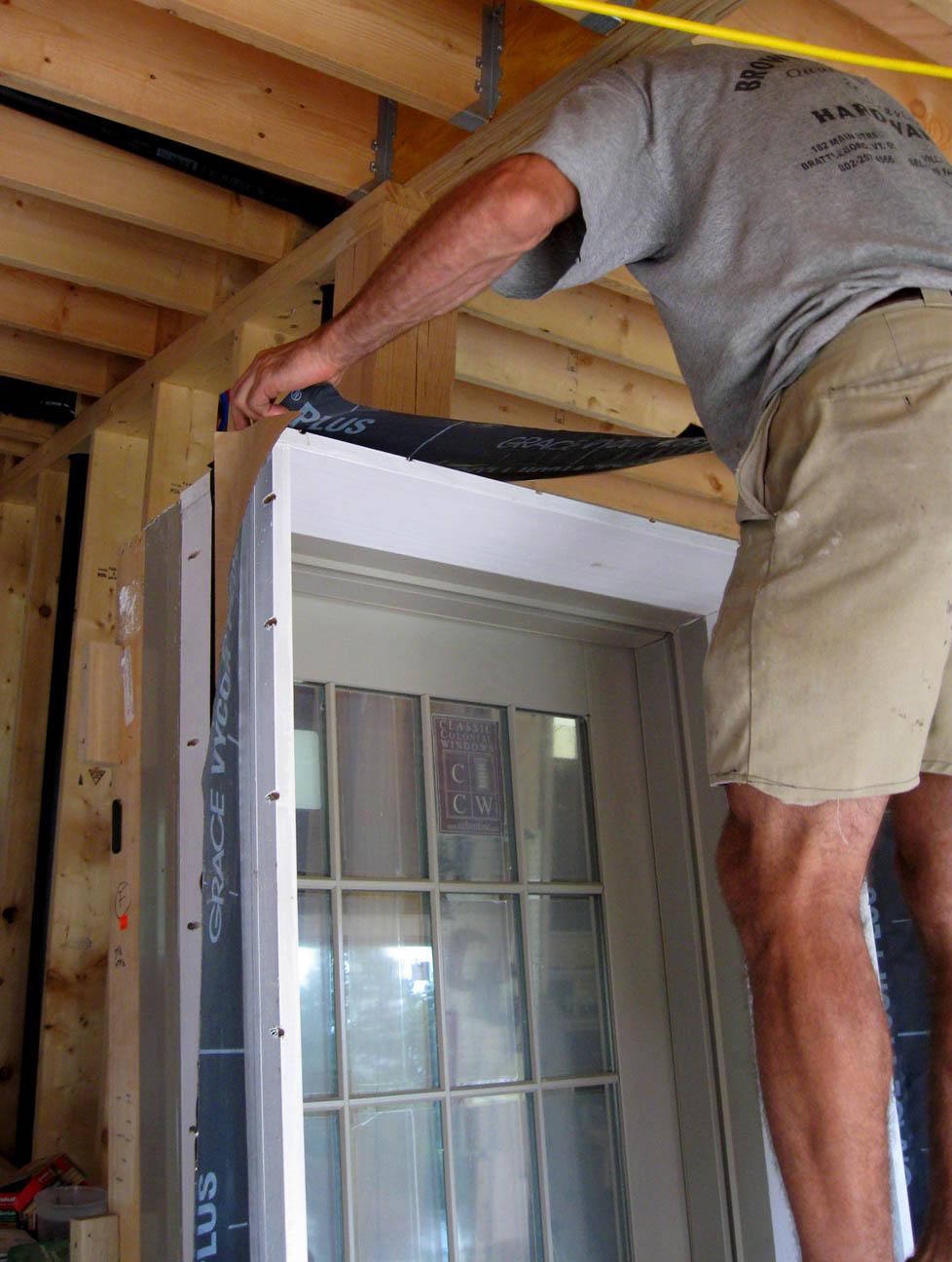 Exterior Doors Design Construction Of Spartan Hannahs Home