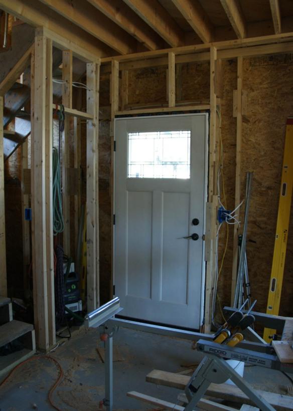 interior of vernon st door