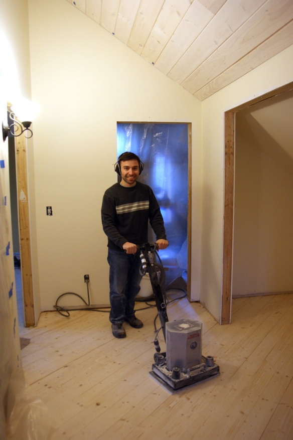 Reno sanding floors