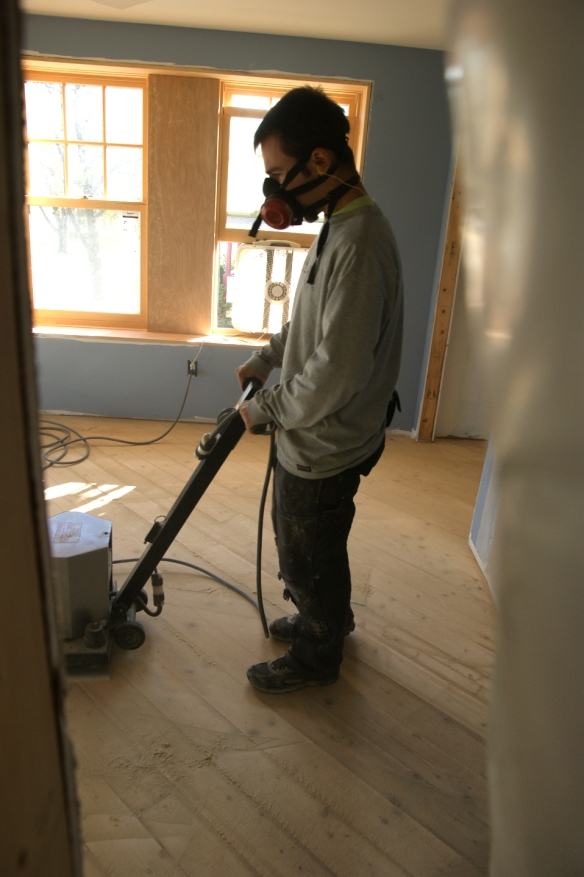 Spartan sanding floors