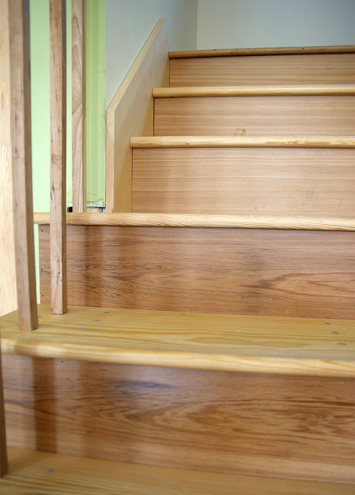 Custom Wood Staircase Design Amp Construction Of Spartan