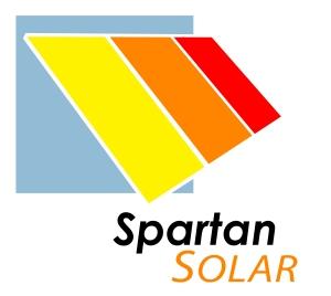 Spartan Solar Logo